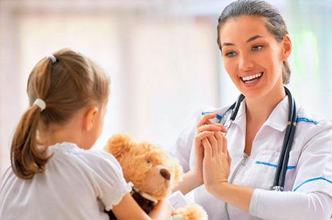 Медицинские услуги детям