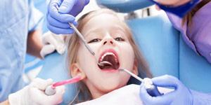 Лечение кариеса и пульпита детям
