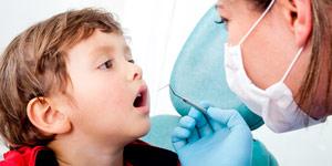Коррекция уздечек губ и языка