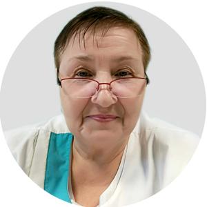 Красюкова Елена Игоревна, врач-профпатолог, терапевт